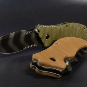 "Zero Tolerance ZT0350 TS ""duty"""